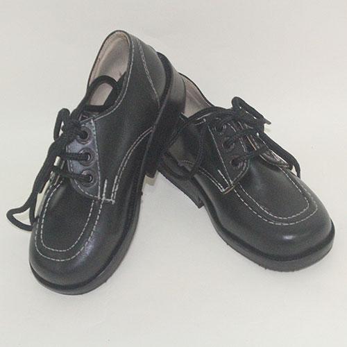 zapato con cordon
